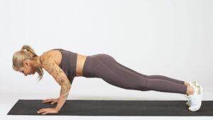 Push-ups exercises