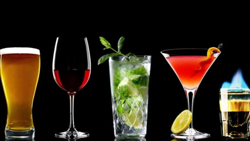 Avoid Alcoholic drinks