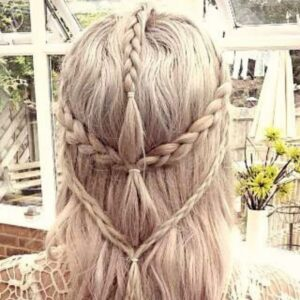 Beautiful Lacey Braid