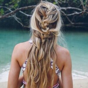 Braided Half Updos For Long Hair