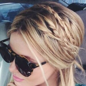 Braided Ponytail Hairstyle