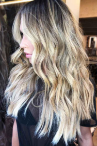 Ombre Dirty Blonde
