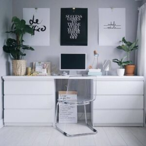Modern Small Home Office
