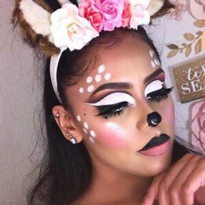 Cute deer look