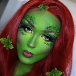 The Poison Ivy look