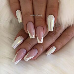 Statement coffin nails