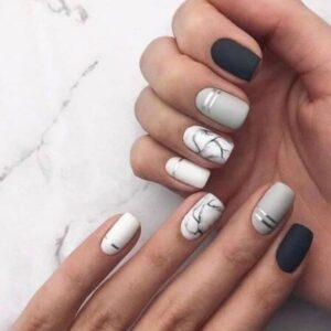 Chic Marble Look