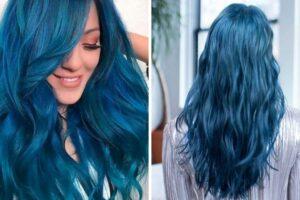Blue Hair Dyes