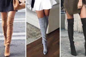 30 Trending Women's Thigh High Boots
